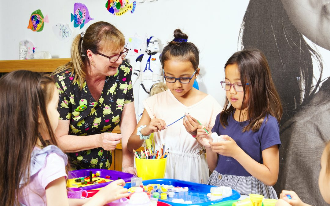 Therapy is Child's Play at WCH