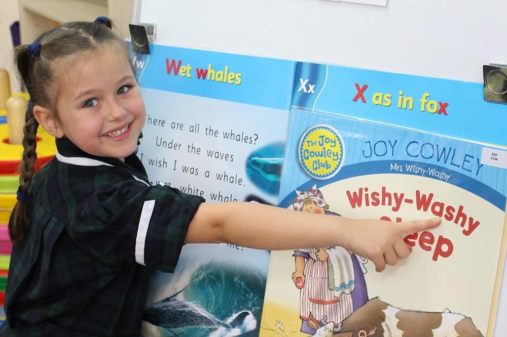 literacy at seymour