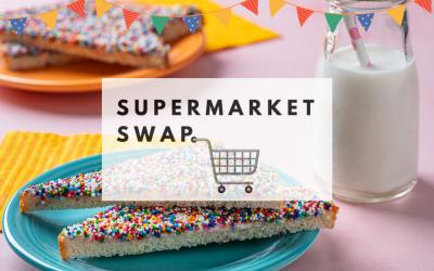 Supermarket Swap: Party Swaps!
