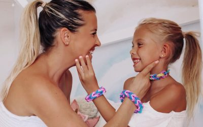 Say hello to your child's next obsession: Bubble bands!