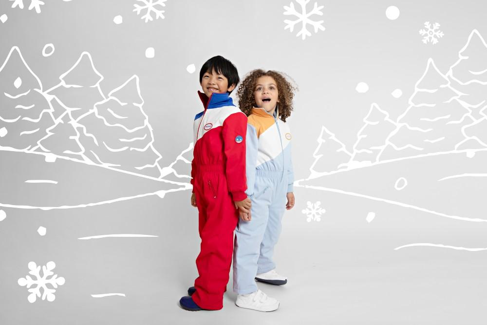 goldie ace kids snowsuit
