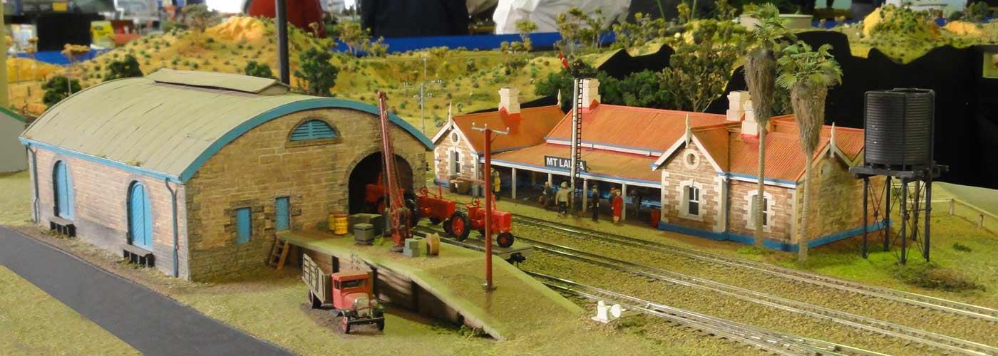 model railway june long weekend adelaide