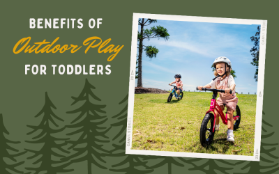 The Benefits of Outdoor Play for Toddlers
