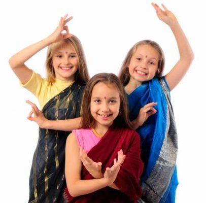 kids bollywood dancing