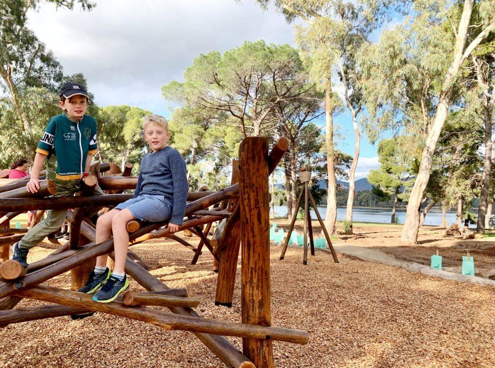 Hope Valley Reservoir Playground