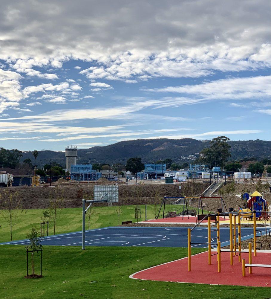 Glenside playground