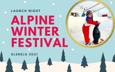 LAUNCH NIGHT: 2021 ALPINE WINTER FESTIVAL