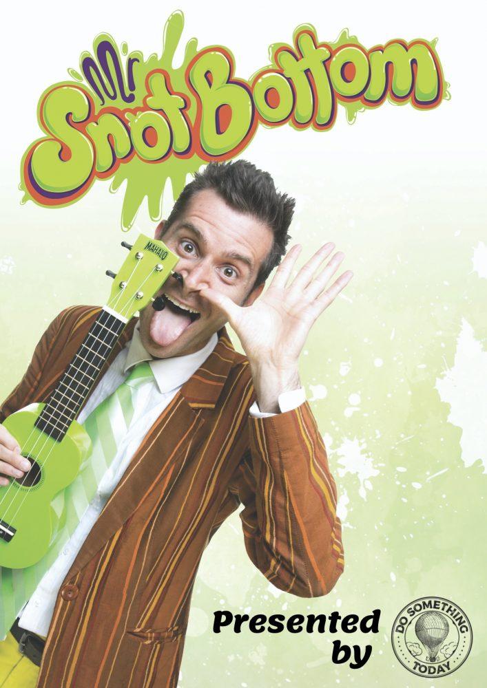 Mr Snot Bottom at the capri