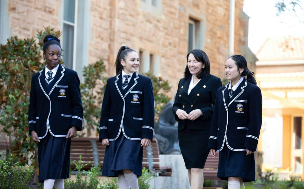 St Dominics Principals tour