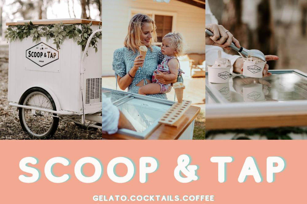 Scoop & Tap: Meet Sunny, the Vintage Gelato and Drinks Trike