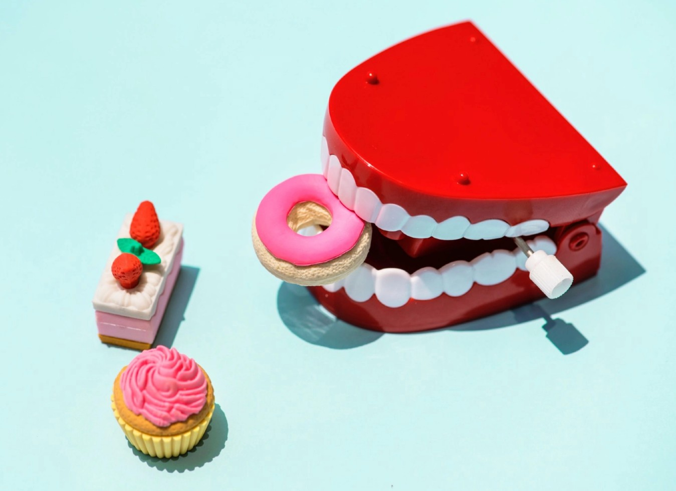 what can i eat with braces on