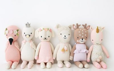 Cuddle+Kind dolls now at Mini Clem