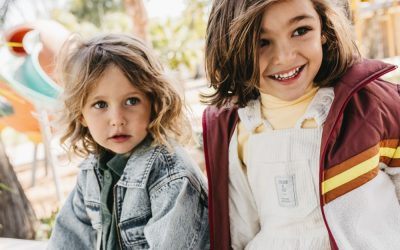 GOLDIE + ACE: The Corduroy Collection