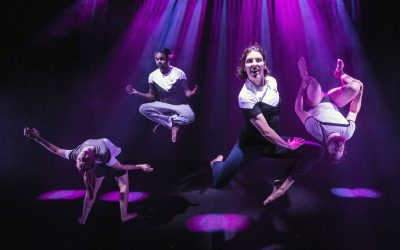 Wishful thinking becomes a reality for Patch Theatre and Gravity and Other Myths