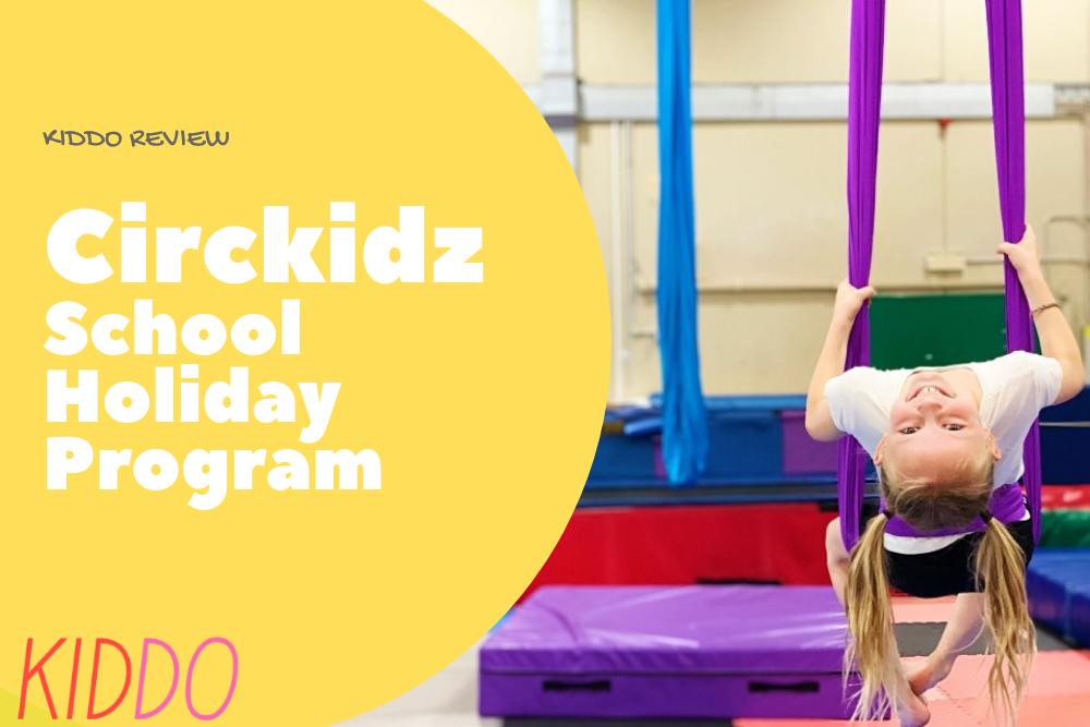 cirkidz school holiday program