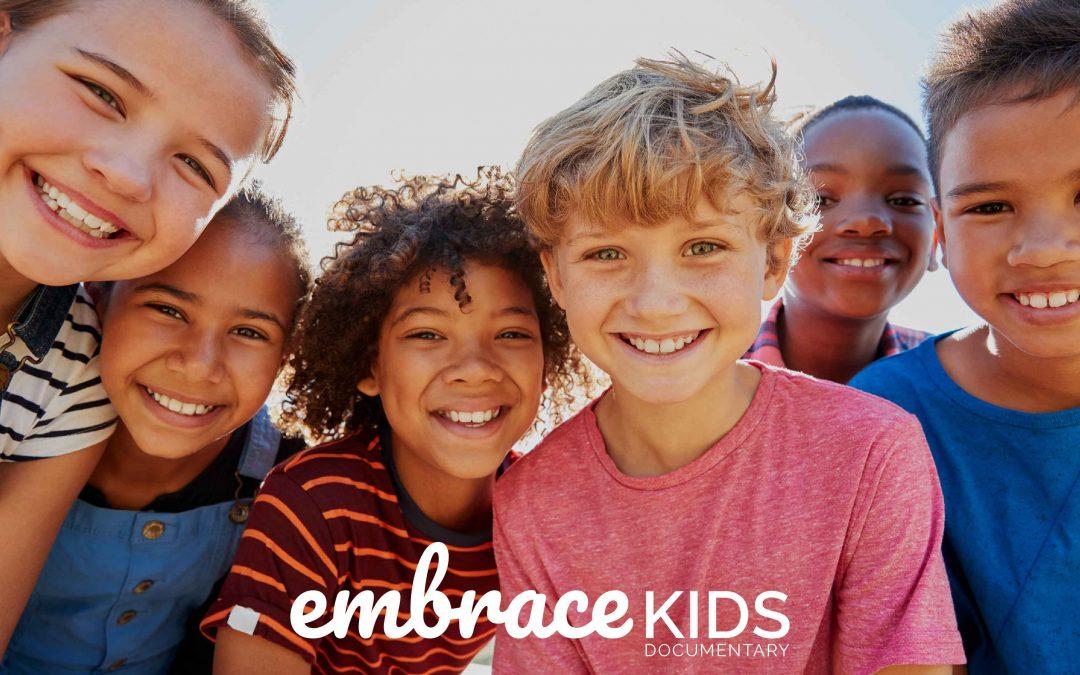 Taryn Brumfitt's 'Embrace Kids' green lit for production