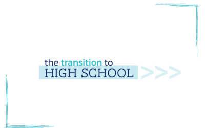 The transition to high school