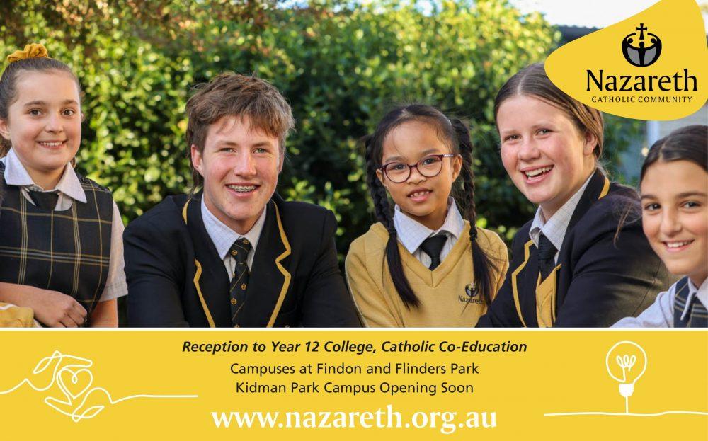 nazareth 7-12 tours