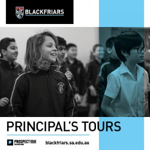 blackfriars priory school tour