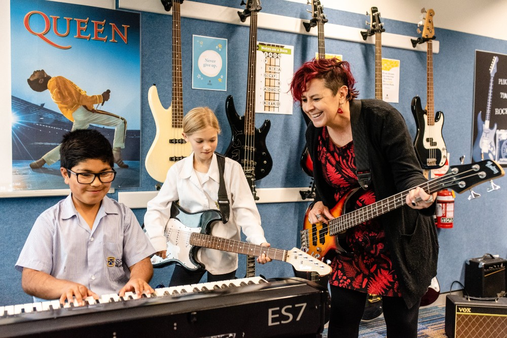 THE FUTURE SOUNDS GOOD at St Peter's Woodlands