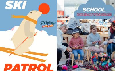 Alpine Winter Festival Ski Patrol School Holiday Program