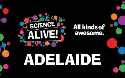 Science Alive! ALL kinds of AWESOME **NEW DATES