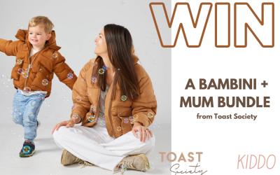 Win: A Toast Society Bambini + Mum Bundle