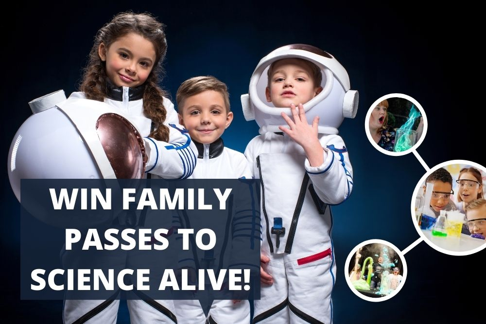win family passes science alive