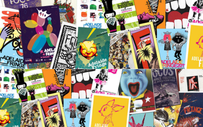 Win $3000 in the Adelaide Fringe Poster Competition