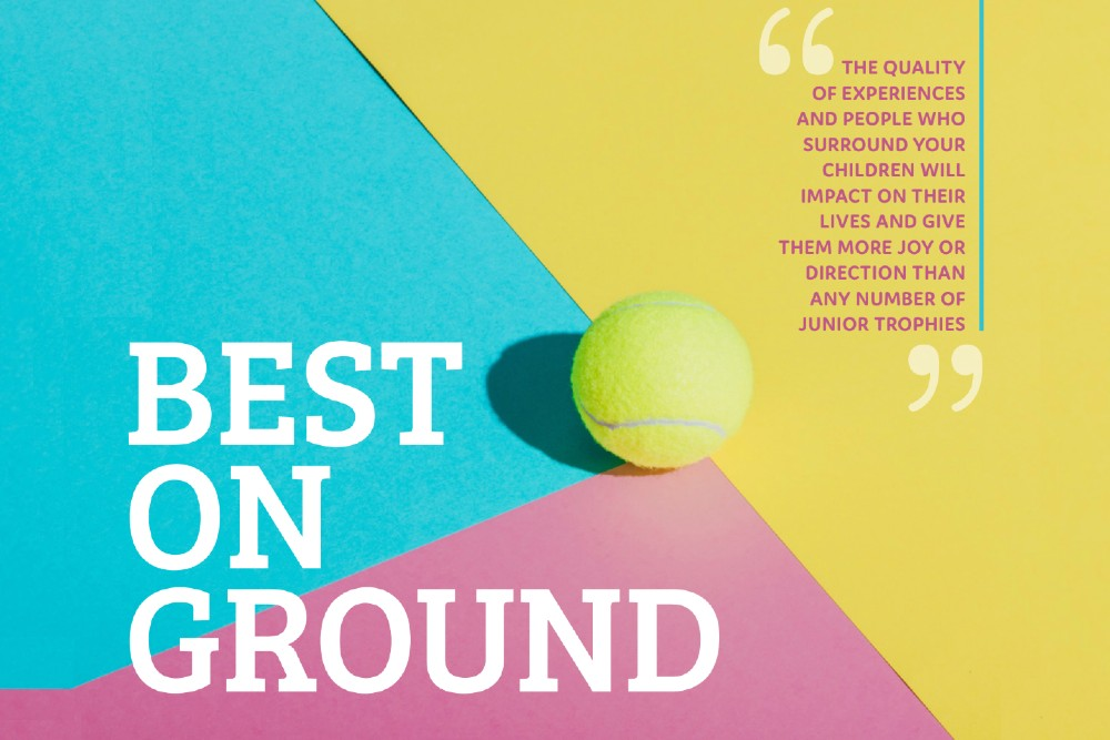 Best on Ground: Super Coach Jenny Williams on developing Junior Athletes