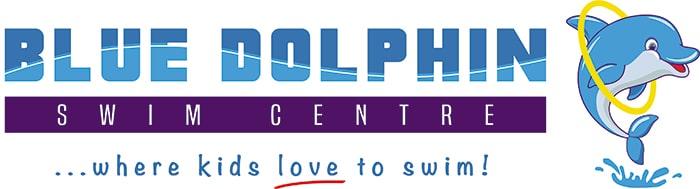 blue dolphin swim