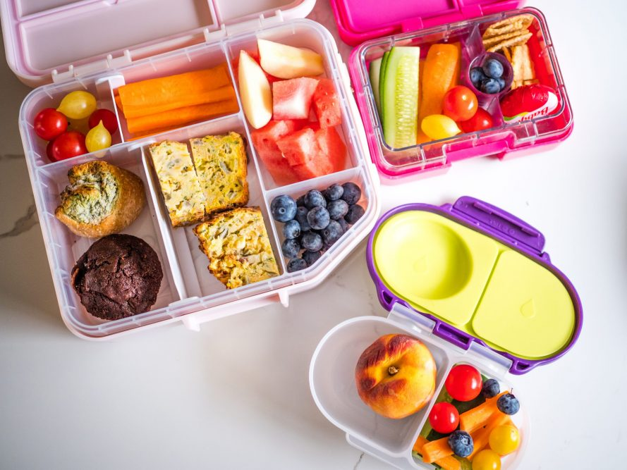 packing good school lunchboxes