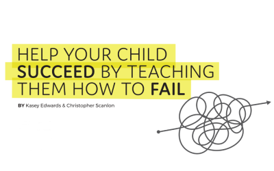 Help your child succeed by teaching them to fail