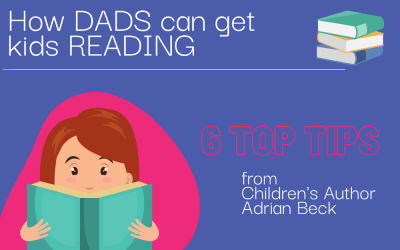 How Dads Can Get Kids Reading