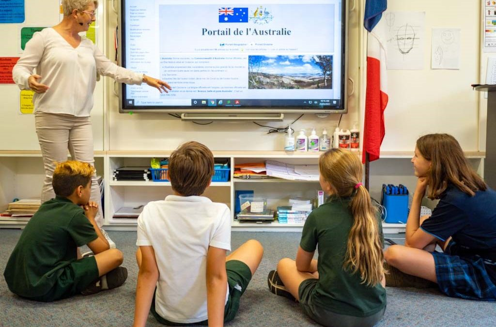 Bilingual Education – French language: a passport to learning for Highgate School & Unley High School students