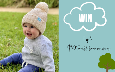 WIN: 1 of 5 $50 Vouchers from tumbl bear