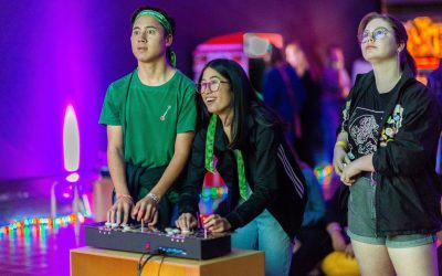 Adelaide teen-exclusive art, music and performance event, Neo Ultraviolet