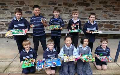 St Raphael's Primary School shines at state Gifted & Talented Awareness Competitions