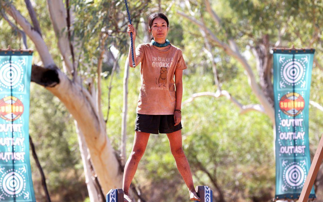 MEET WAI CHIM: Australian Survivor Contestant and Children's Book Author