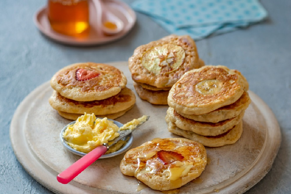 fruit pikelet recipe