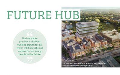 Lot Fourteen: Future Hub