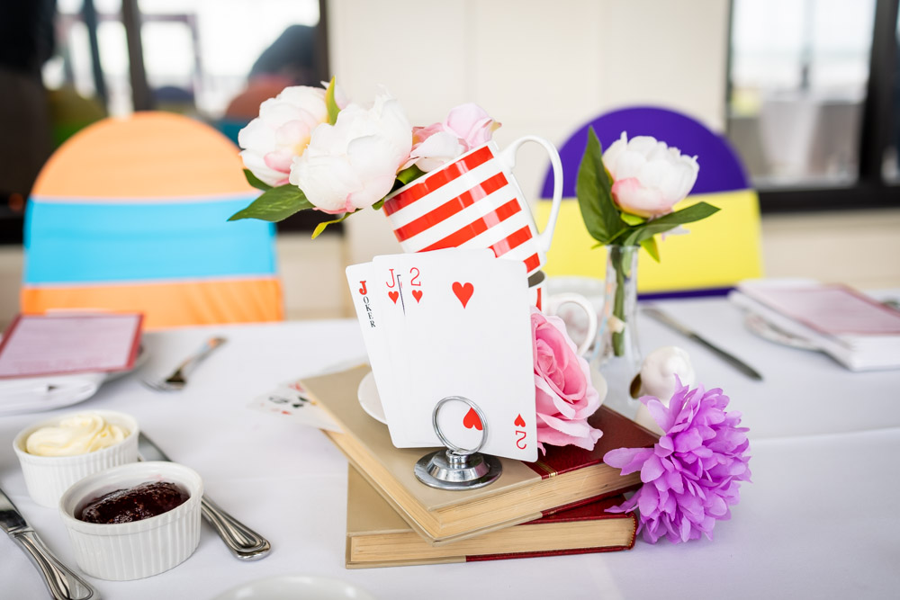 MAD HATTER'S HIGH TEA AT STAMFORD GRAND ADELAIDE