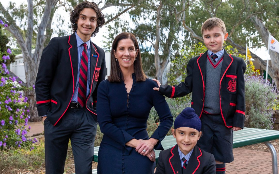Female Principal appointed for Rostrevor College   First in 98 year history
