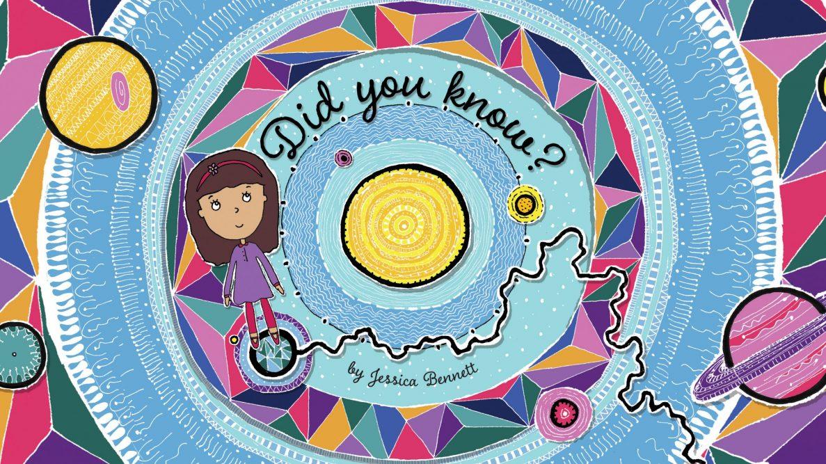 did you know book kickstarter