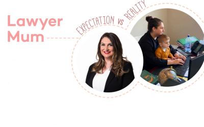 Meet Lawyer Mum, Amy Nikolovski