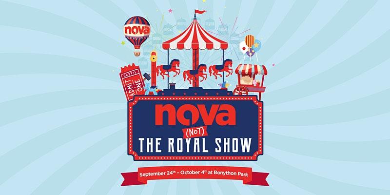 nova's not the royal show