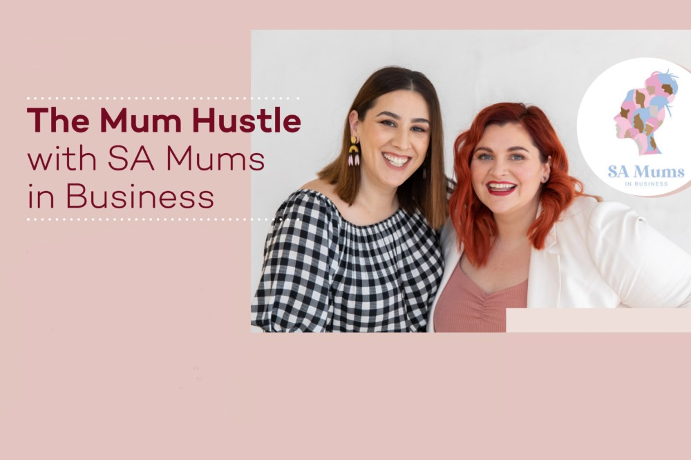 Sa mums in business