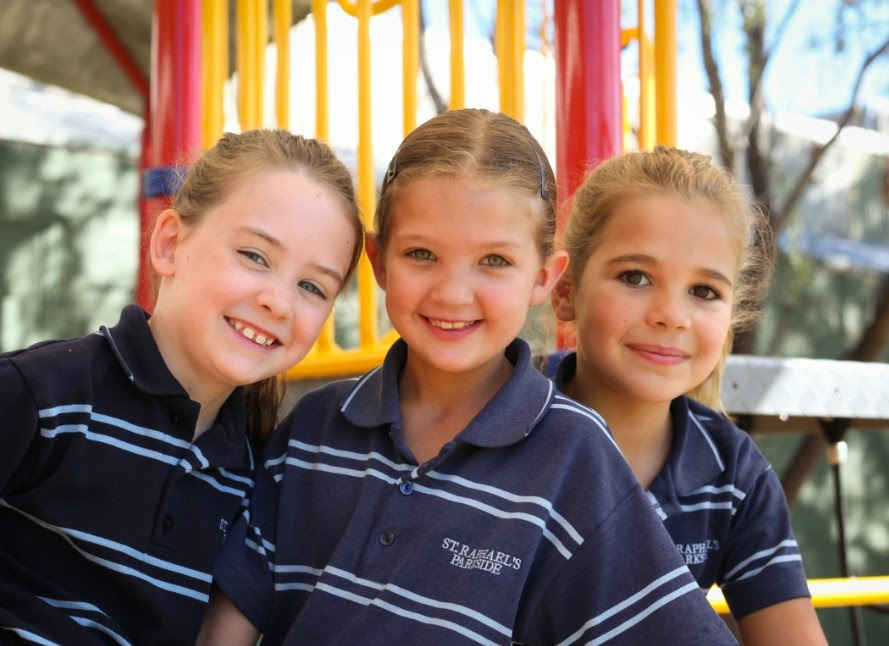 St raphs school tour