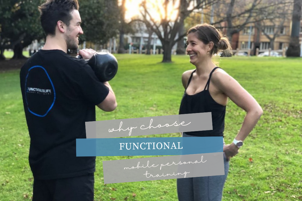 Why choose functional mobile personal training?