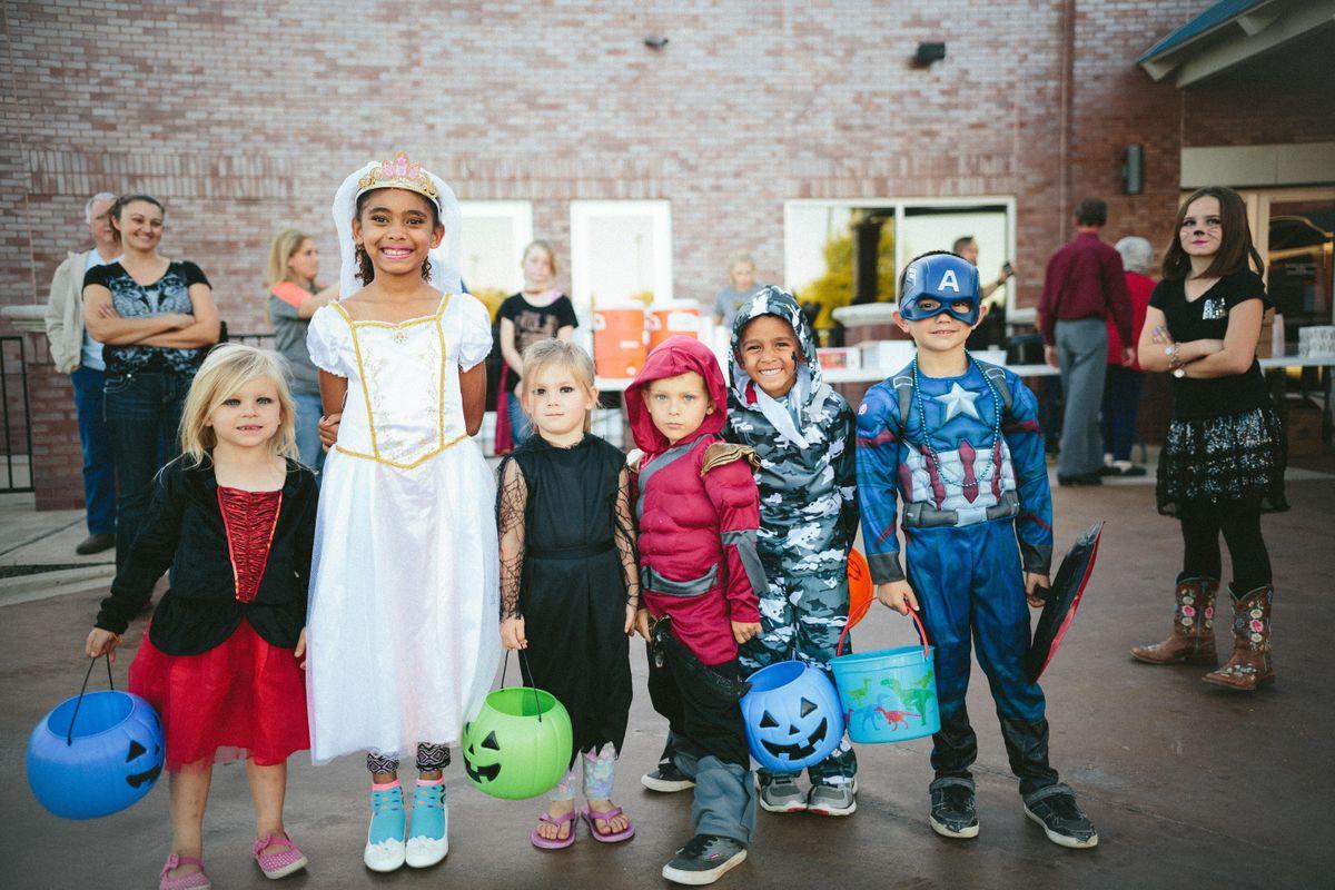 halloween in adelaide for kids